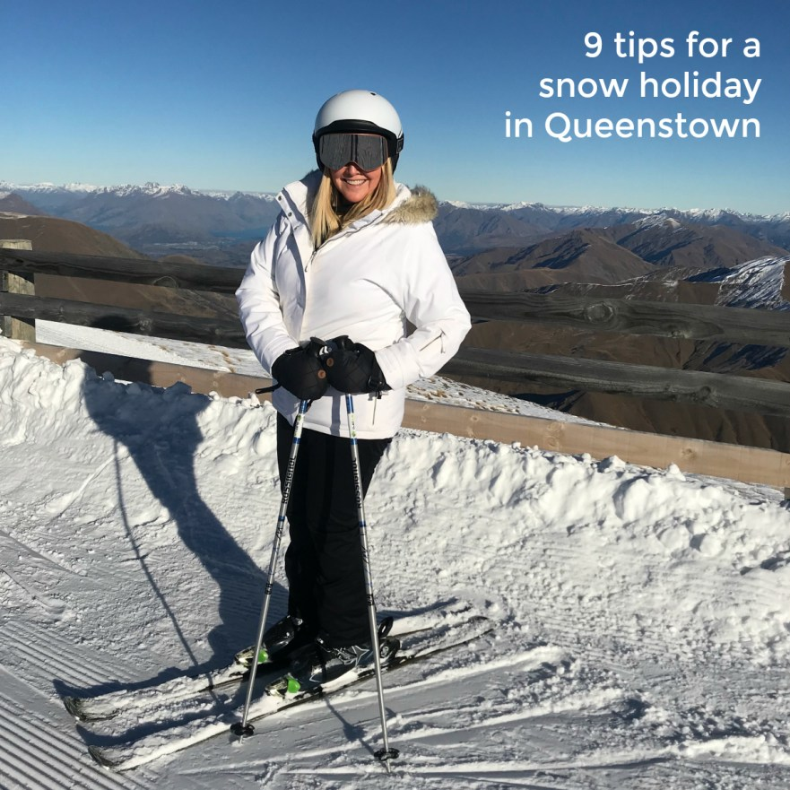 9 tips for a snow holiday in Queenstown, New Zealand