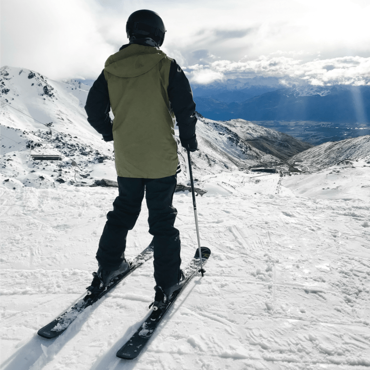 The Remarkables ski resort, Queenstown, New Zealand