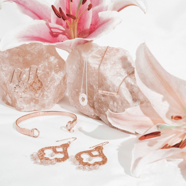 Styling You x Nicole Fendel Limited Edition jewellery collection