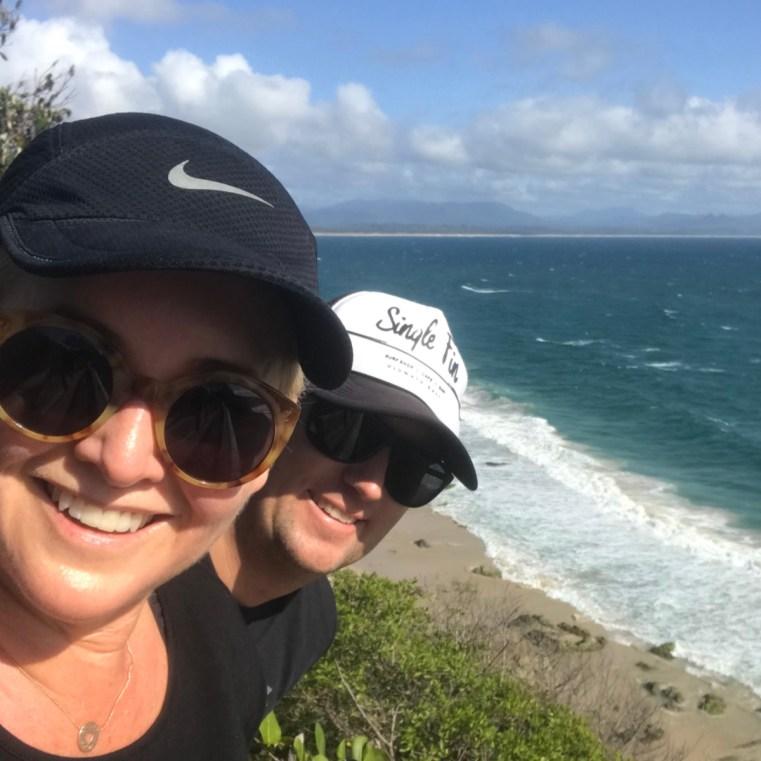 Wategos track Byron Bay