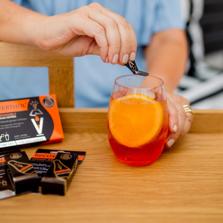 Why I love Recoverthol for managing hangovers | Nikki Parkinson Styling You