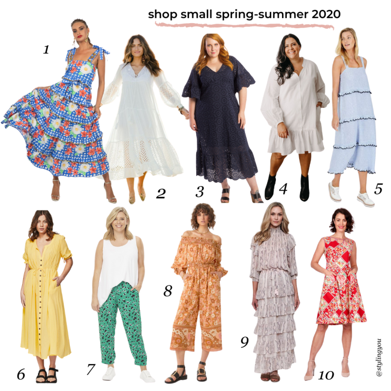 How to shop mindfully for your 2020 spring-summer wardrobe