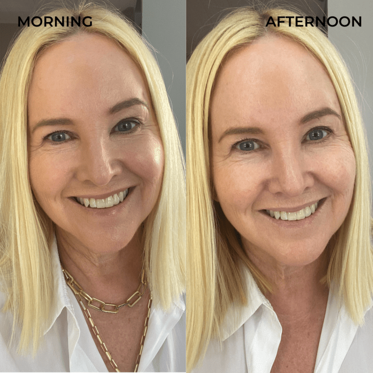Which foundation stays all day: Trinny London
