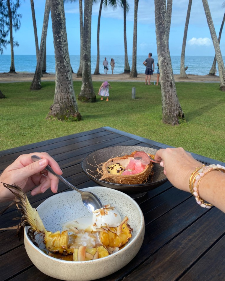NuNu restaurant Palm Cove Cairns and North Queensland