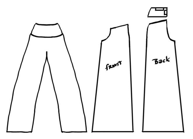 pants-pattern