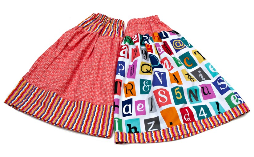 Summer skirts for a cause with Michael Miller Fabrics