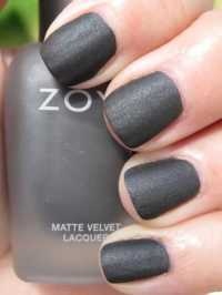 Magnetic Nail Art, Magnetic Nail Design Trends 2012 ...