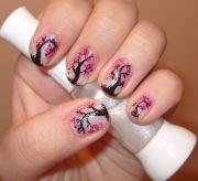 tree nail art design - latest