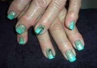 Tree Nail Art Designs - Latest Tree Inspired Nail Art Designs