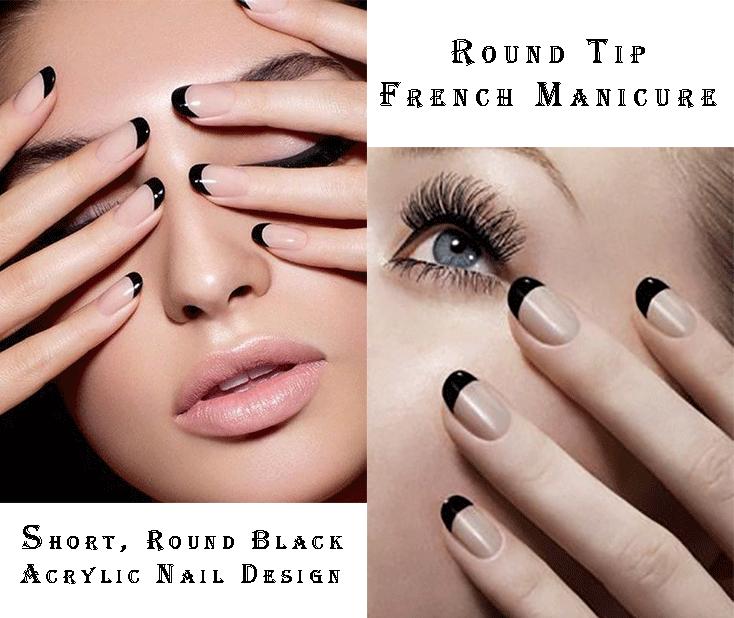 9 Stunning Modern French Manicure Ideas
