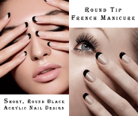 9 Stunning Modern French Manicure Ideas