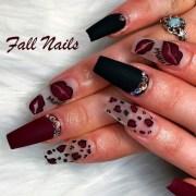 nail trends cute fall