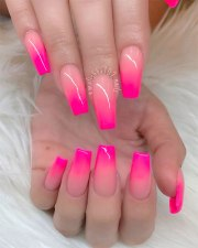 summer ombre nails in 2019