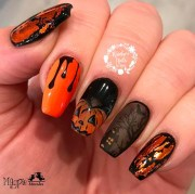 halloween nail ideas in 2019