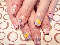 veekhar: Nail designs that will get you off your feet
