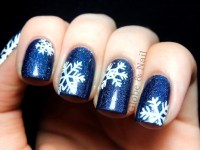 Know Fashion With Mei Li: CUTE NAIL ART IDEAS FOR THE WINTER!