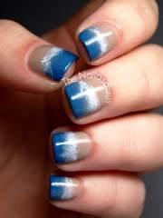 ocean wave nail