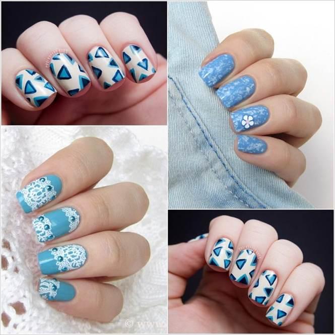 Impactful Dark Blue Nails Designs Indicates Inspiration Article