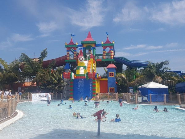 LEGOLAND Water Park #SplashOutSummer #LegolandCA #LegolandBlogger