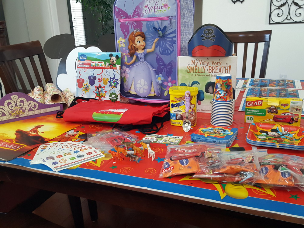 #DisneyKids Preschool Playdate