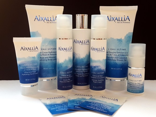 Aixallia Organic Skincare from France #Aixallia #IC #ad #skincare #beauty