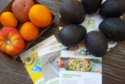 Fresh Avocados - Love One Today! #AvoKids #IC #ad