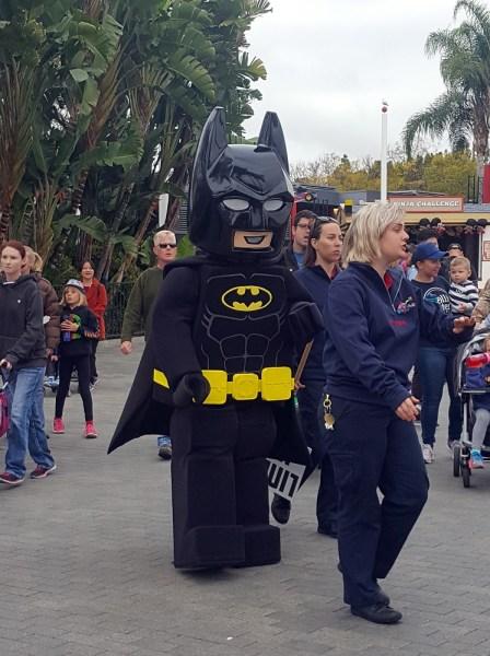 LEGOLAND California Resort Celebrates The LEGO Batman Movie Days #LegolandCA #LegolandBlogger #SanDiego