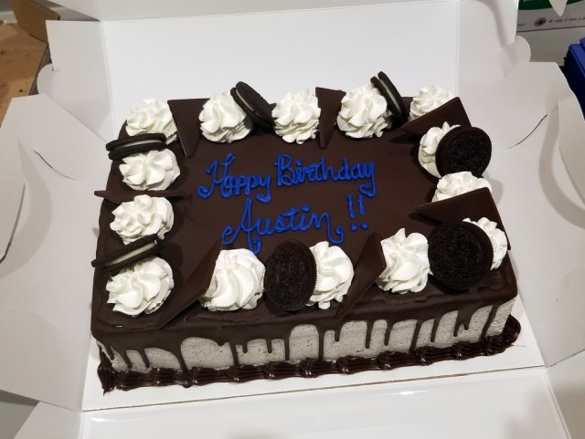 Baskin-Robbins Murrieta #baskinrobbins #murrieta #icecreamcake