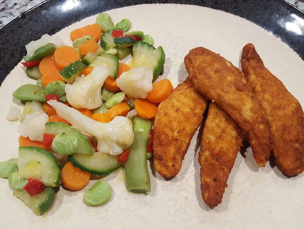 Personal Trainer Food Results - Week 1 #personaltrainerfood #health #weightloss