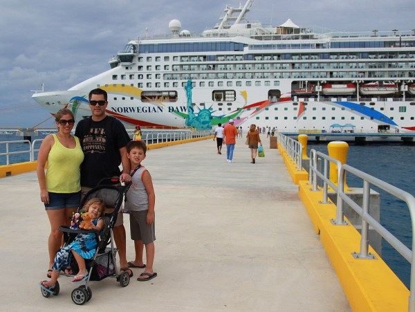 5 Affordable Family Vacation Ideas #family #travel #NCL #cruising
