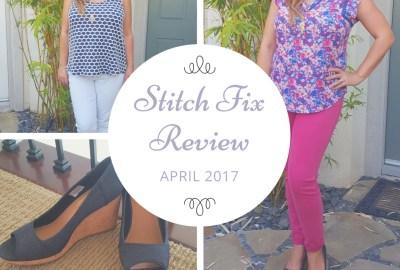 Stitch Fix Review April 2017 #stitchfix #fashion #style