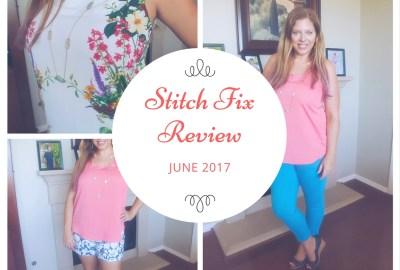 Stitch Fix Review June 2017 - #stitchfix #style #fashion