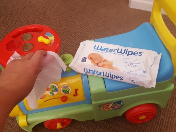 Pure Love With WaterWipes #WaterWipesMom #ad #IC