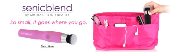 Introducing Sonicblend from Michael Todd Beauty #sonicblend #beauty #michaeltodd
