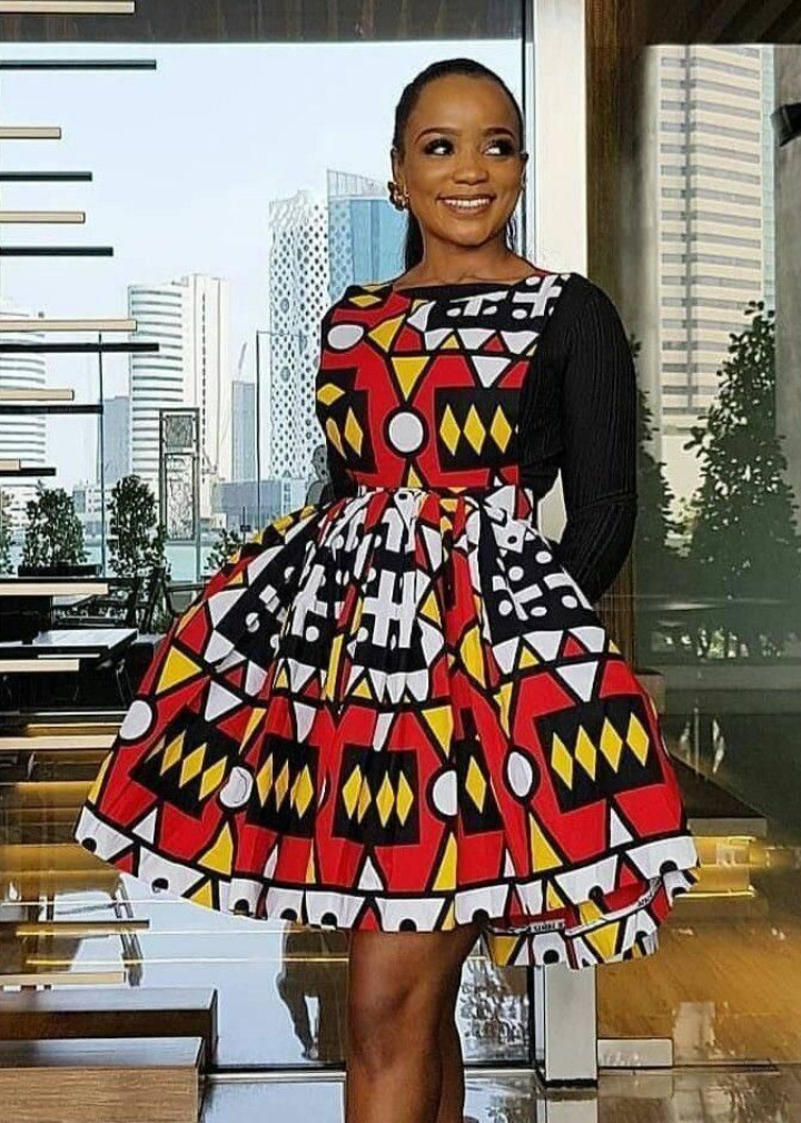 Amazing ways to style your African print fabric pattern