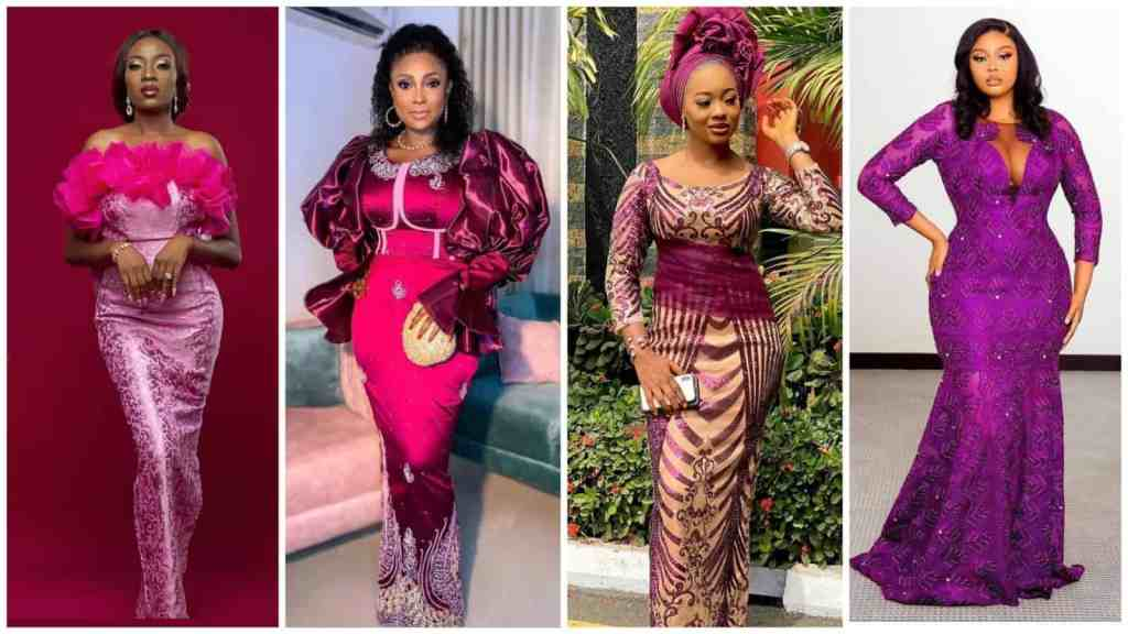 Trendy and Fascinating Aso-ebi and Owambe Styles For This Month