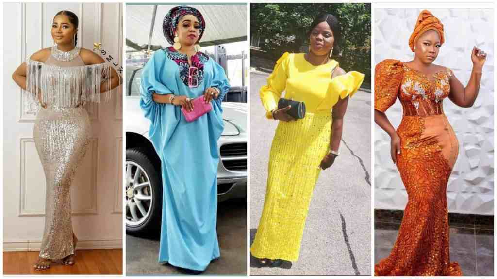 Gorgeous and fascinating styles for church and other occasions