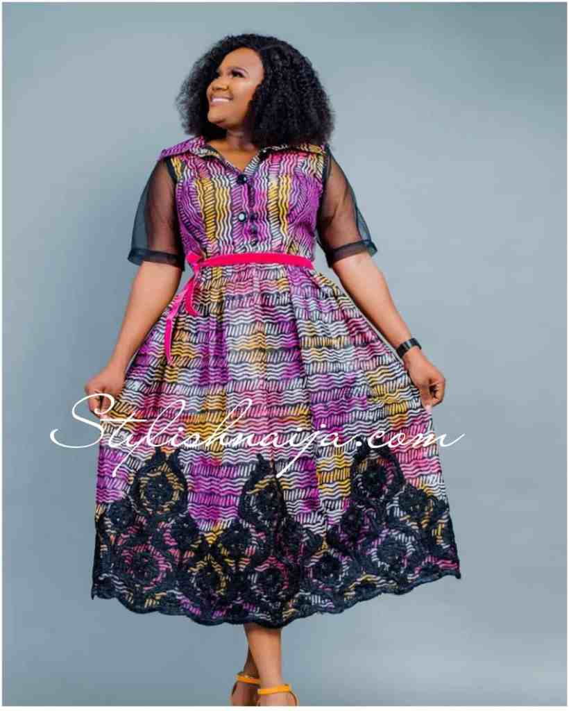 Trending and stylish Adire Styles for Fashionable Ladies