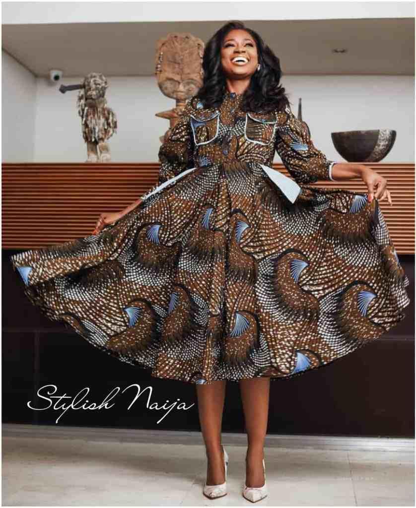 Beautiful Ankara Styles for Stylish Women