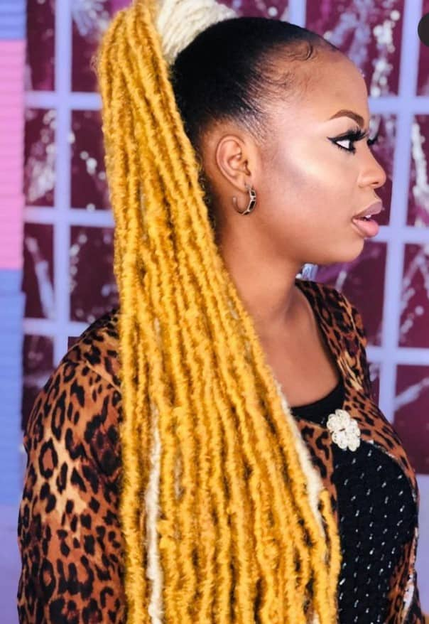 Amazing and Trendy Loc Hairstyles you will love