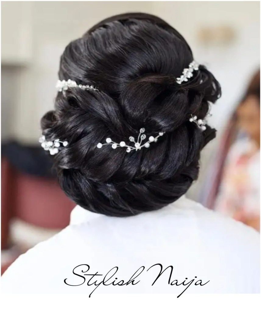 Fascinating Bridal Hairstyles for Stylish Ladies