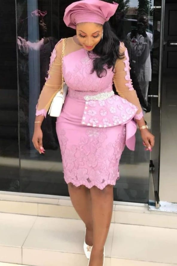 Trending and fascinating Gown Styles for Owambe Parties