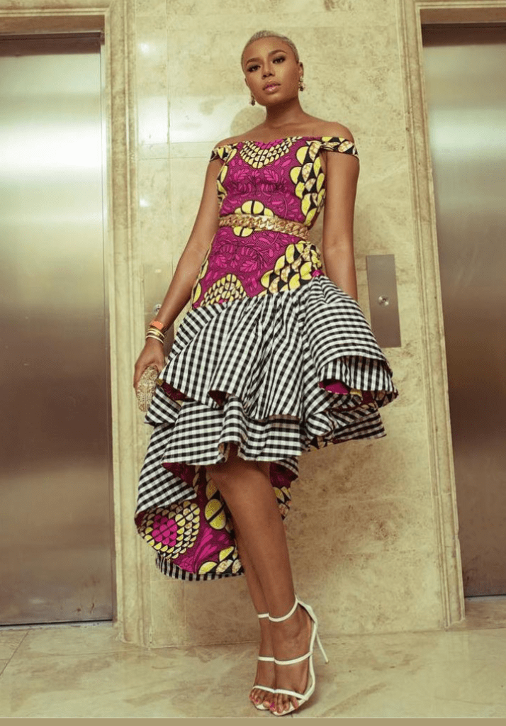 Sophisticated Ankara Styles for Highlight Fashionable Ladies