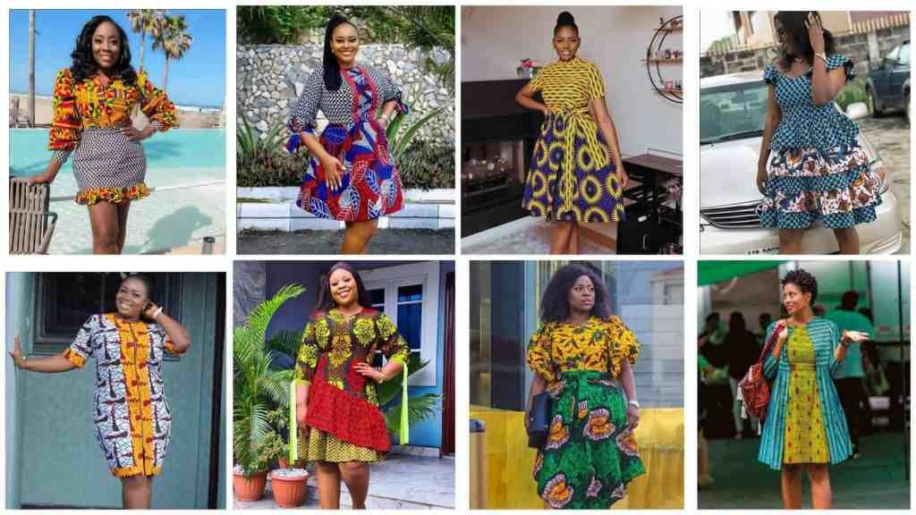 30+ Fascinating Ways to Mix-Match Your Ankara Patterns