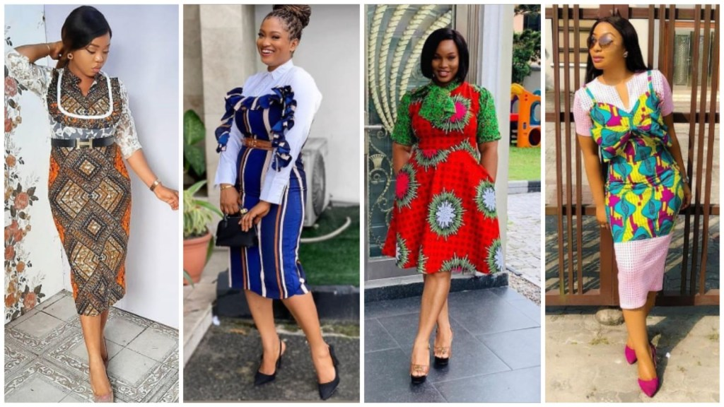Trending Ankara Styles for Stylish Working Ladies