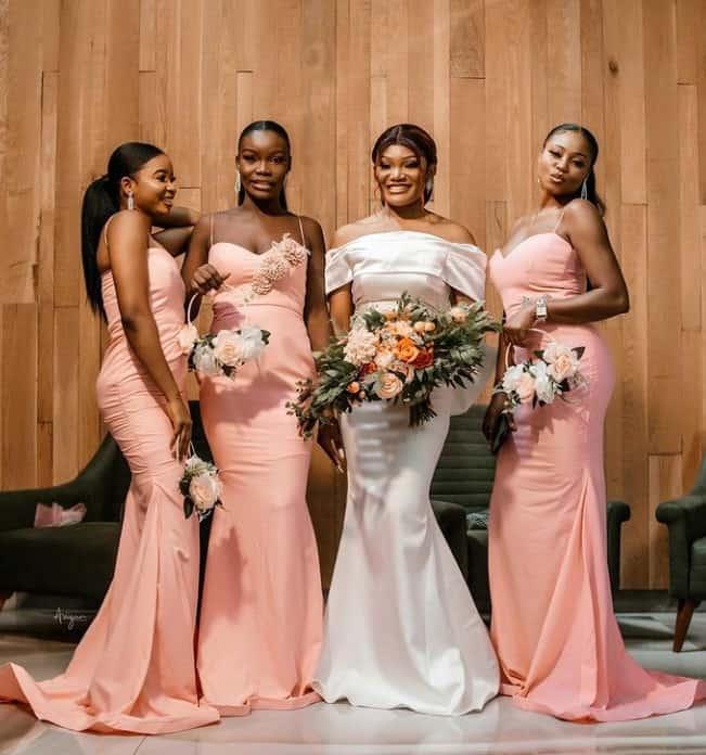30+ Amazing Bridesmaids Style Inspirations