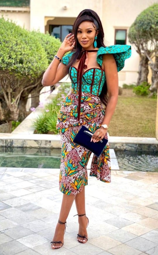 Smart and Unique Ankara Styles for Wife Mother and CEO
