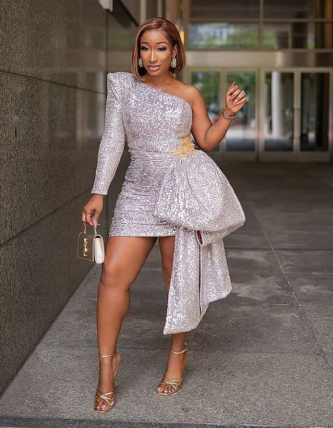 Beautiful Gown Styles for Dates and Birthday Celebrants
