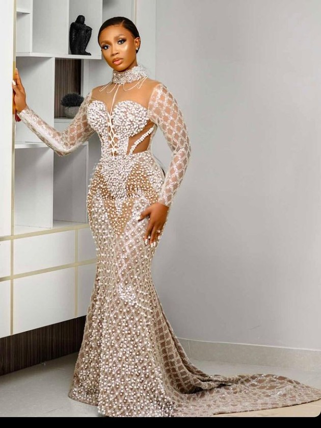 Dazzling Bridal Second Dress and Birthday Celebrants Styles