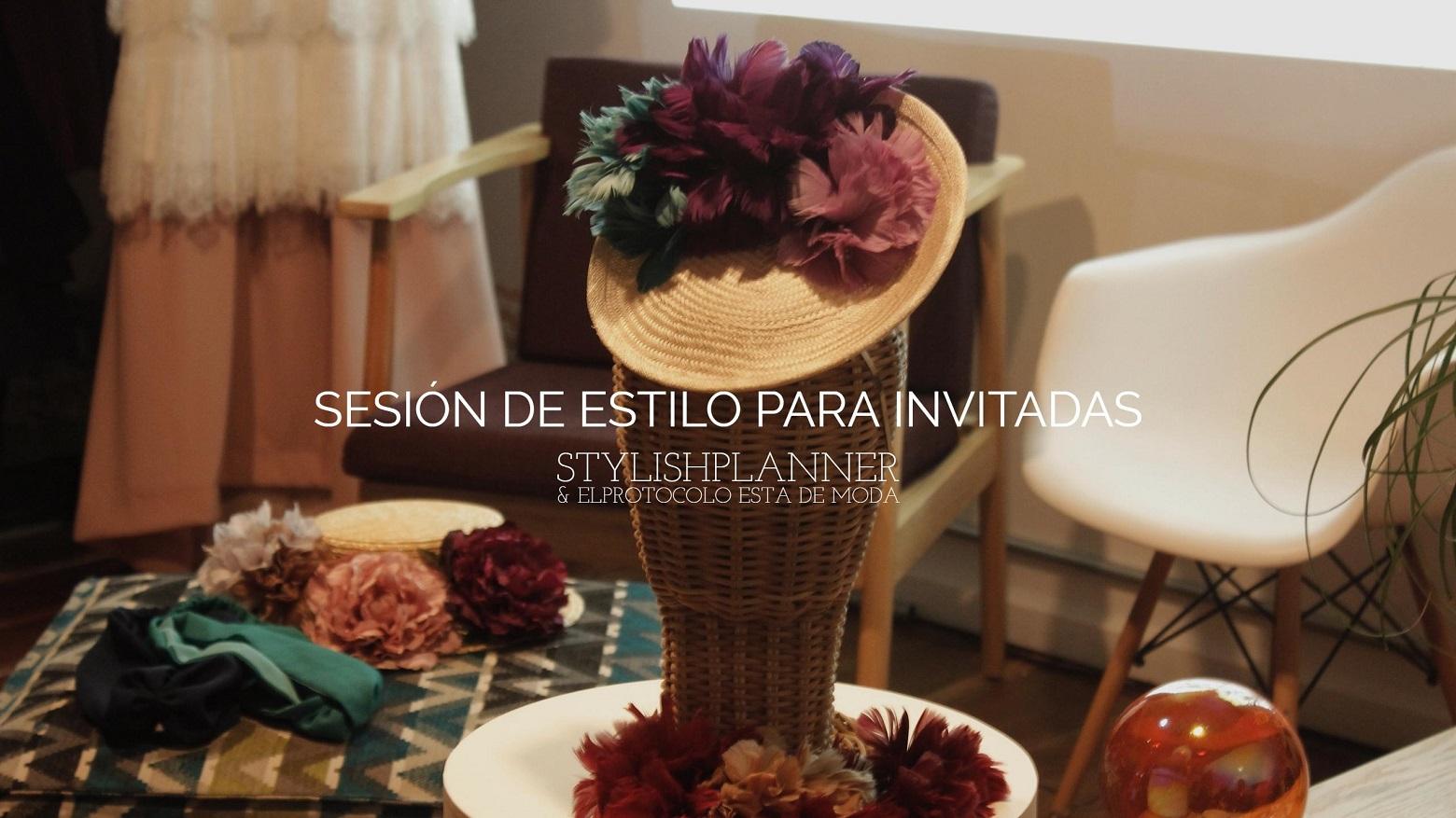 Sesion de estilo DF : La invitada Perfecta